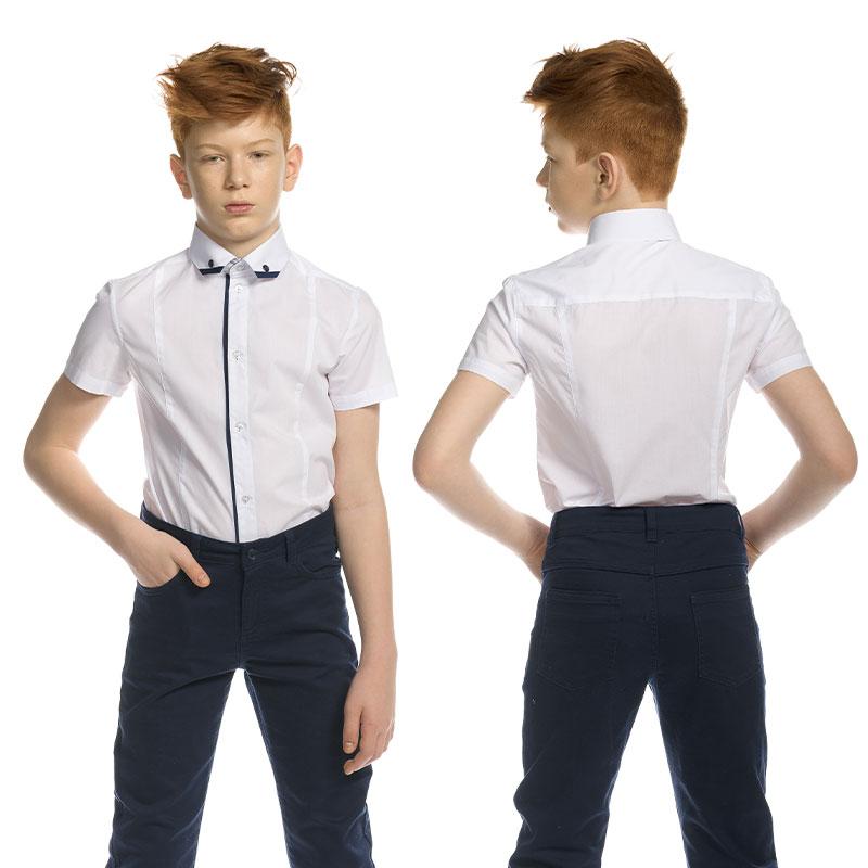 BWCT7093 сорочка верхняя для мальчиков (1 шт в кор.)