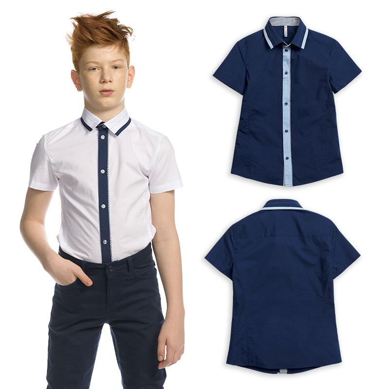 BWCT7094 сорочка верхняя для мальчиков (1 шт в кор.)