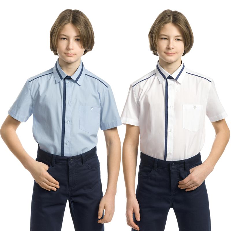 BWCT7101 сорочка верхняя для мальчиков (1 шт в кор.)