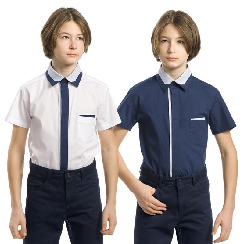 BWCT7102 сорочка верхняя для мальчиков (1 шт в кор.)