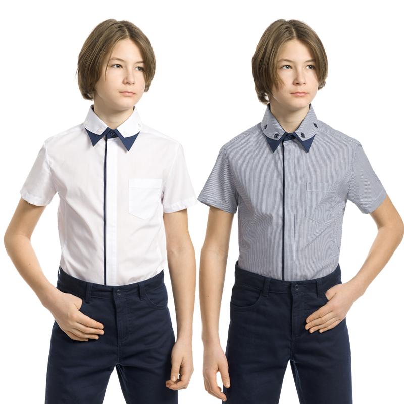 BWCT7104 сорочка верхняя для мальчиков (1 шт в кор.)