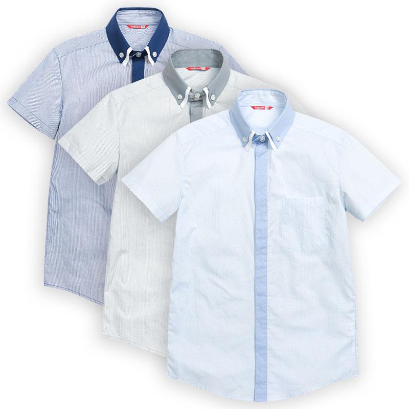 BWCT8054 сорочка верхняя для мальчиков (1 шт в кор.)