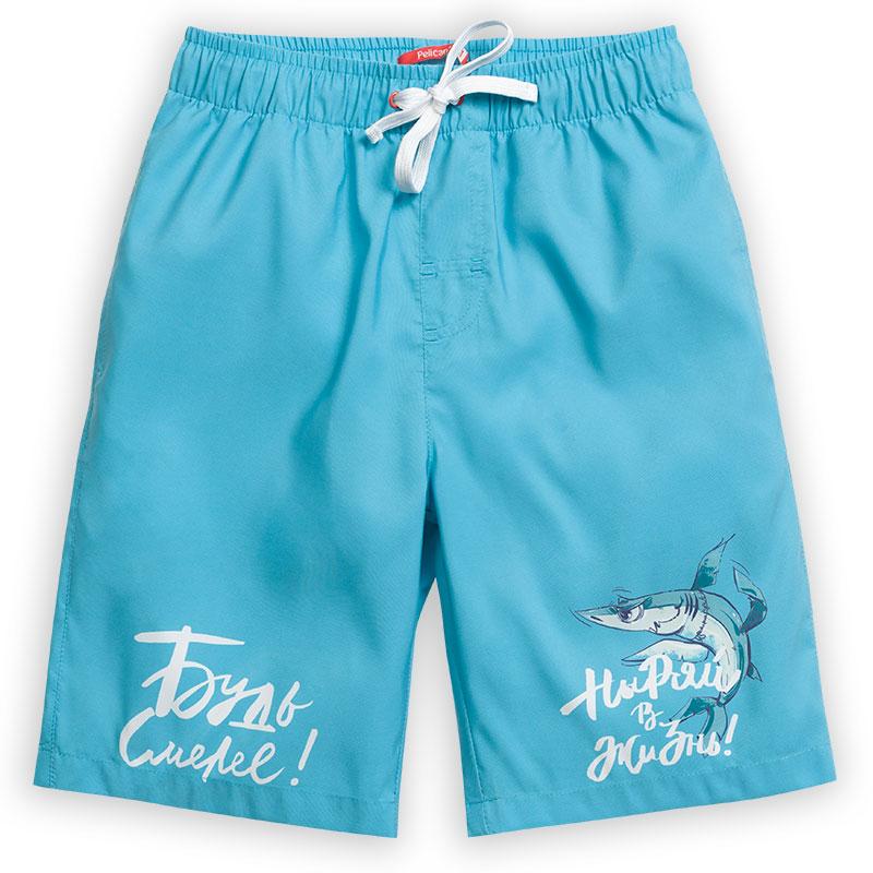BWHE5113 шорты купальные для мальчика (1 шт в кор.)