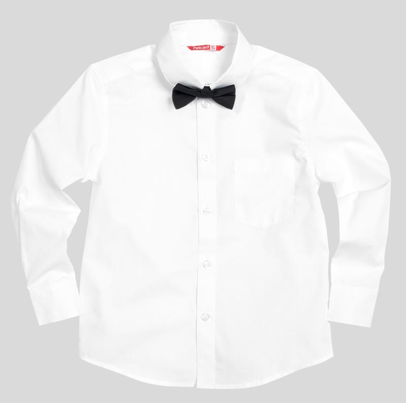 BWJX3001 сорочка верхняя для мальчиков (1 шт в кор.)