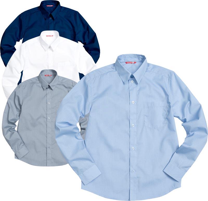 BWJX8008 сорочка верхняя для мальчиков (1 шт в кор.)
