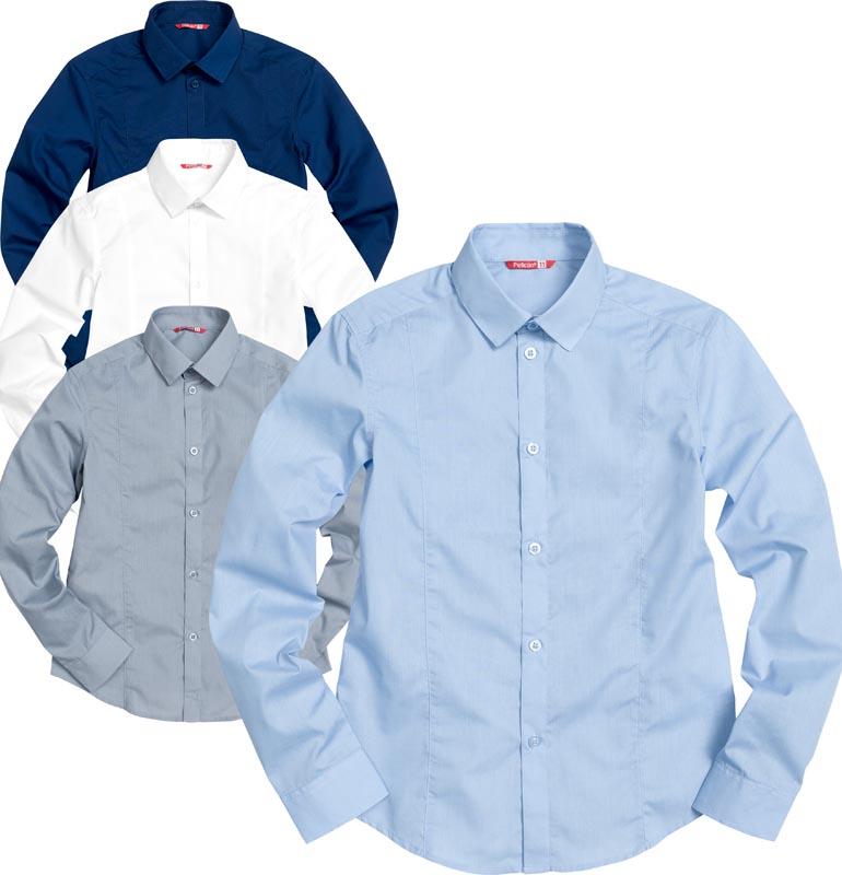 BWJX8009 сорочка верхняя для мальчиков (1 шт в кор.)