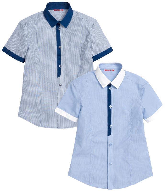 BWTX8015 сорочка верхняя для мальчиков (1 шт в кор.)