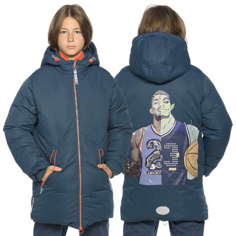 BZXW4215 куртка для мальчиков (1 шт в кор.)