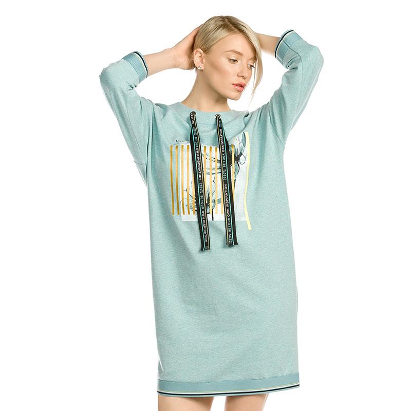 DFDJ6799 платье женское (1 шт в кор.)