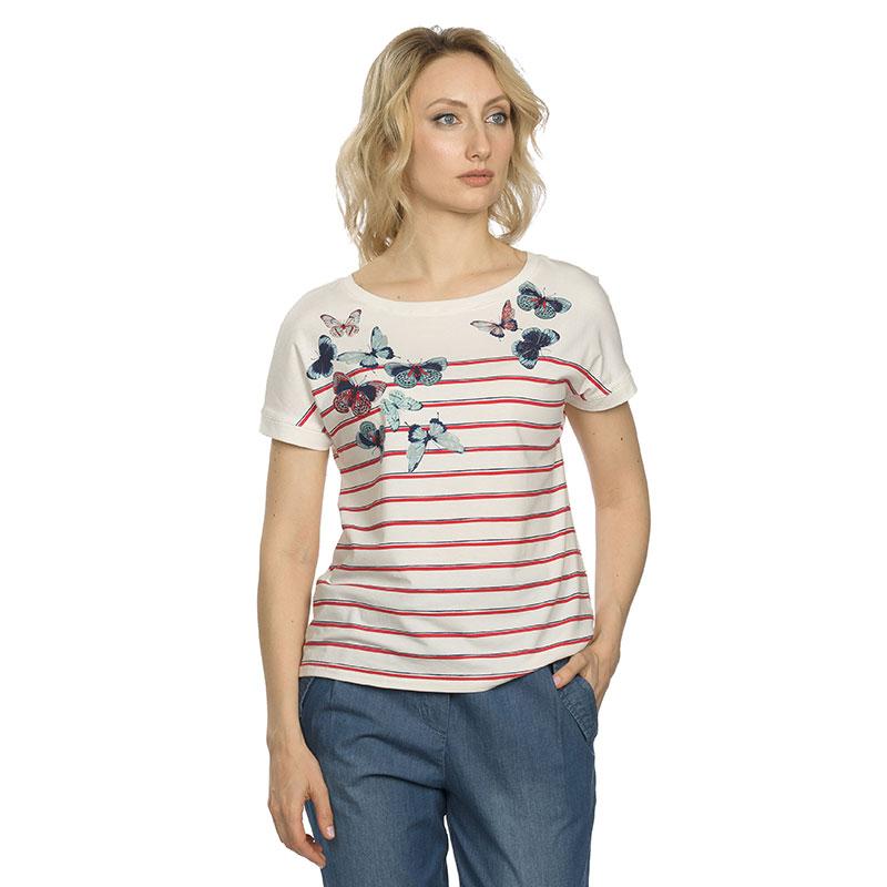 DFT6768/1 футболка женская (1 шт в кор.)