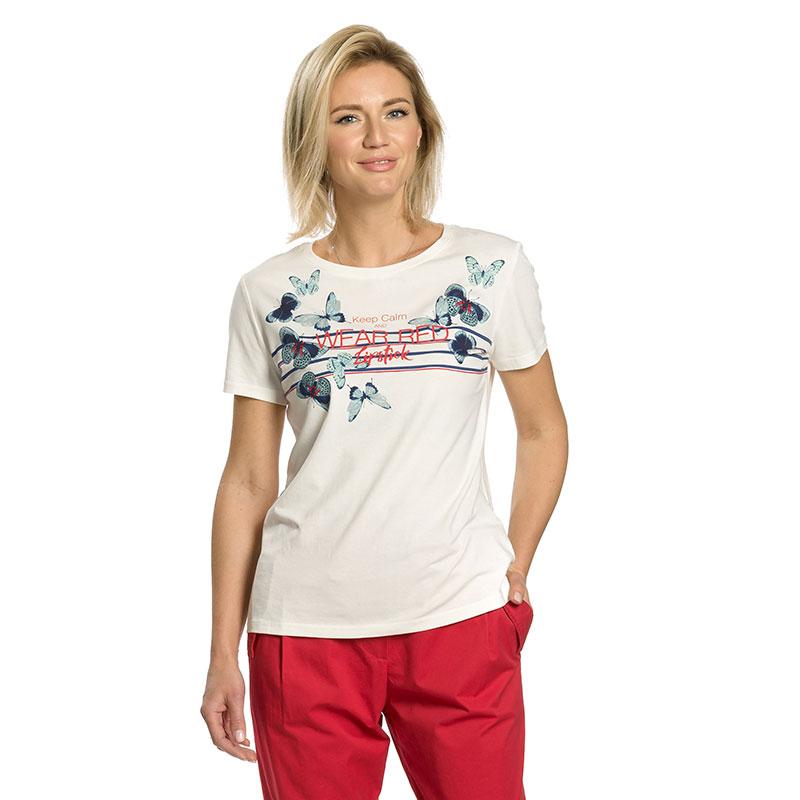 DFT6768/2 футболка женская (1 шт в кор.)