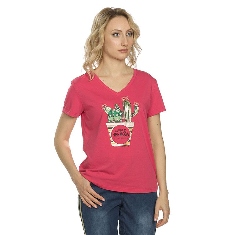 DFT6769/2 футболка женская (1 шт в кор.)