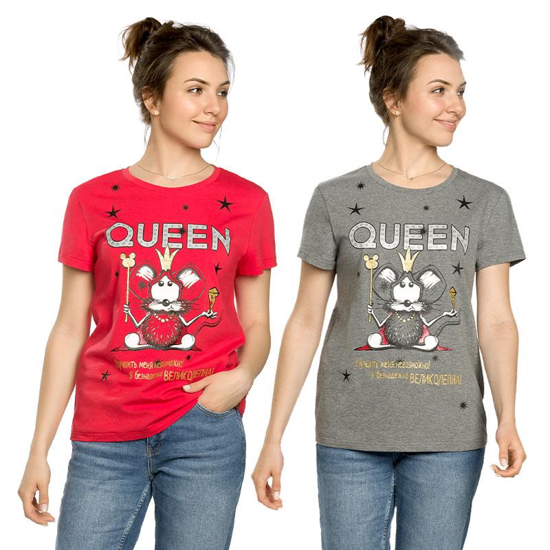 DFT6786 футболка женская (1 шт в кор.)