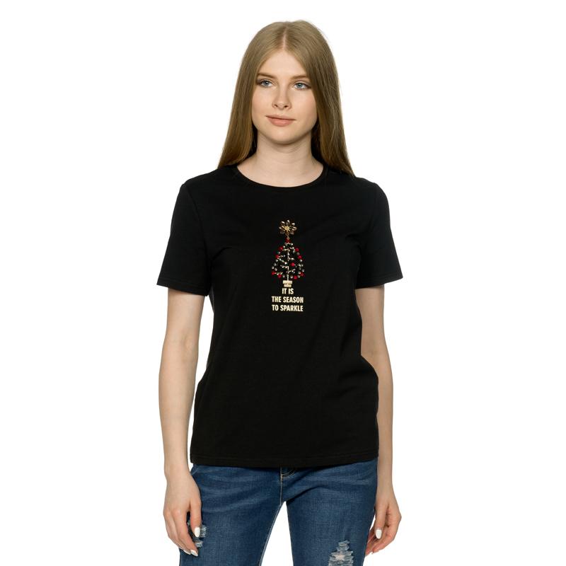 DFT6822 футболка женская (1 шт в кор.)