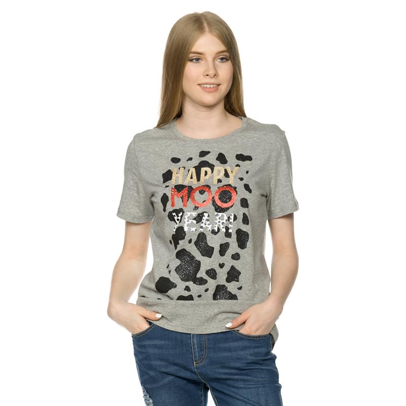 DFT6822/1 футболка женская (1 шт в кор.)
