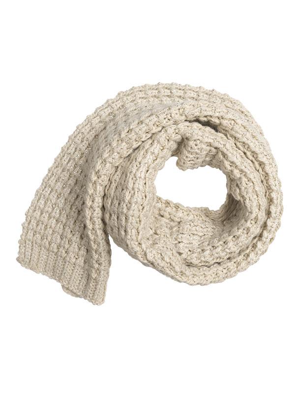 DKF690 шарф женский (1 шт в кор.)