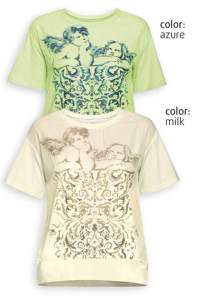 """DT682/1 джемпер (модель """"футболка"""") женский"""