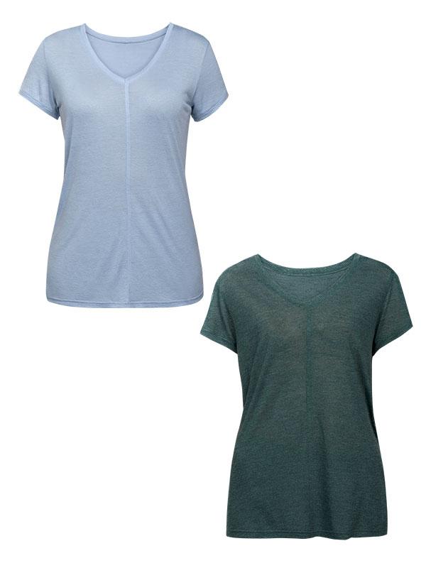 """DT690 джемпер (модель """"футболка"""") женский"""