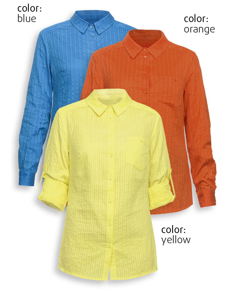 DWJ681 блузка женская (1 шт в кор.)