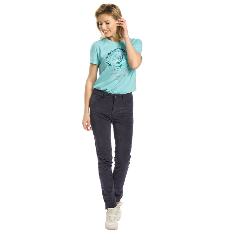 DWP6781 брюки женские (1 шт в кор.)