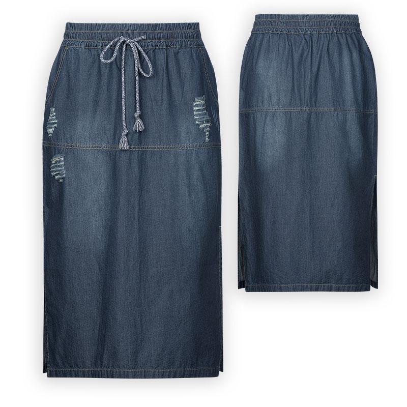 DWS6737 юбка женская