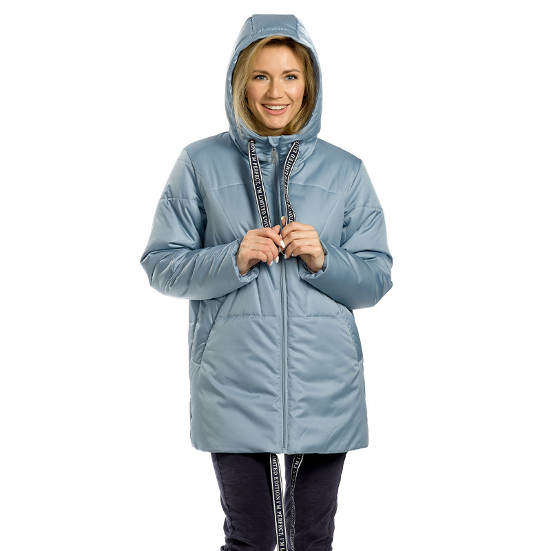 DZWL6781 куртка женская (1 шт в кор.)