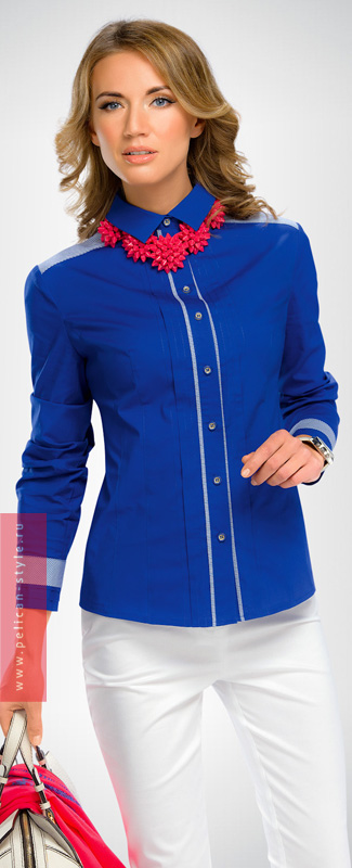 FWJX656/3 блузка женская (1 шт в кор.)