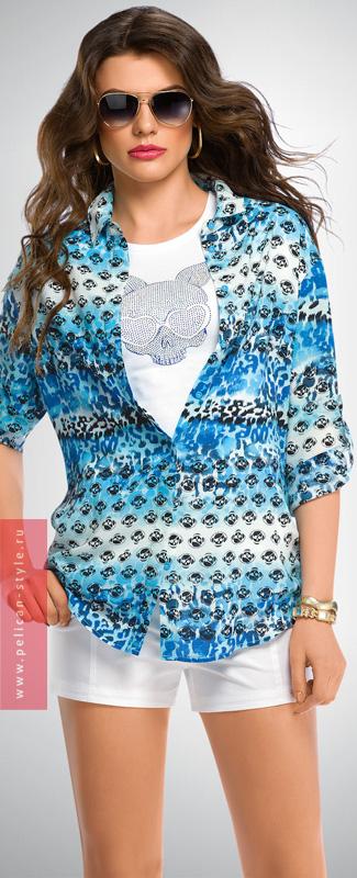 FWJX669 блузка женская (1 шт в кор.)