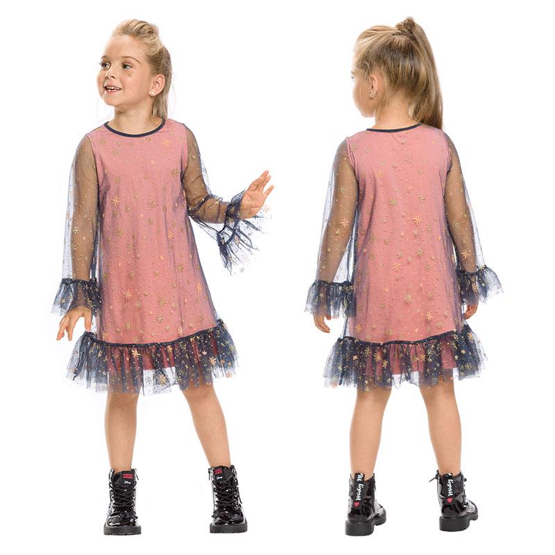 GFDJ3154/1 платье для девочек (1 шт в кор.)