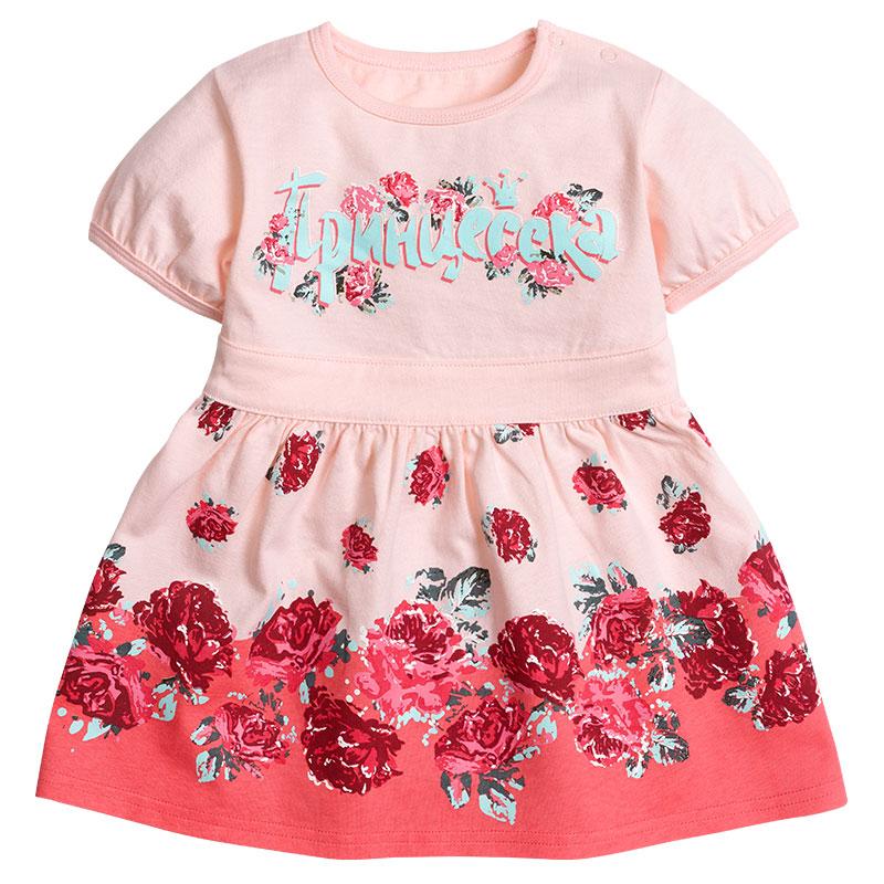 GFDT1016 платье для девочек