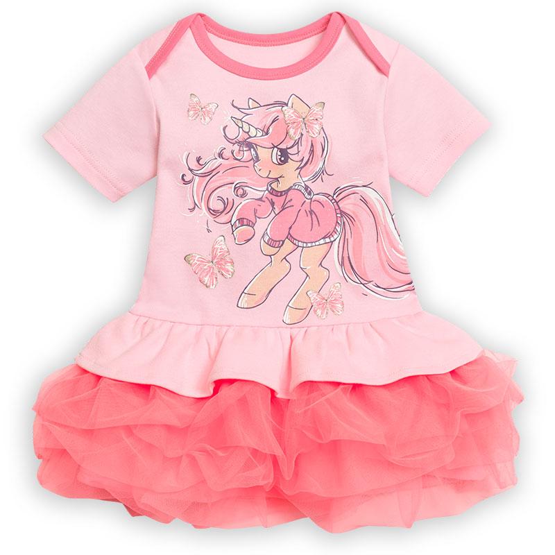 GFDT1109 платье для девочек (1 шт в кор.)