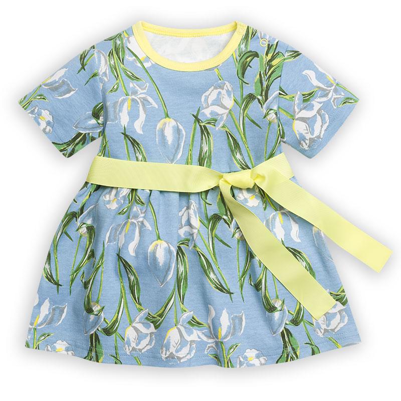 GFDT1111 платье для девочек (1 шт в кор.)