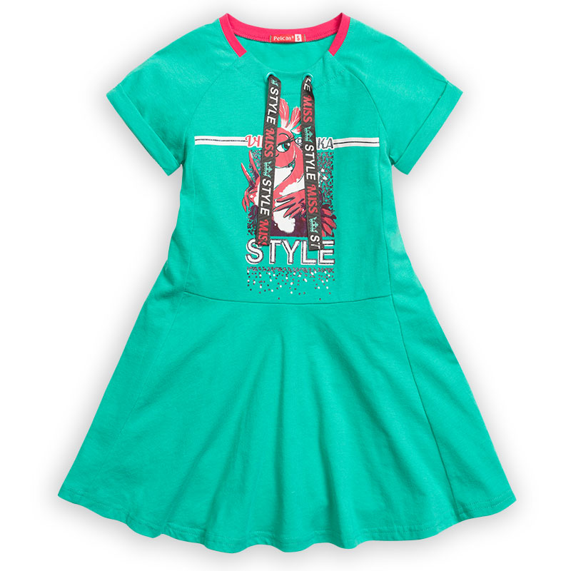 GFDT3110/1 платье для девочек (1 шт в кор.)