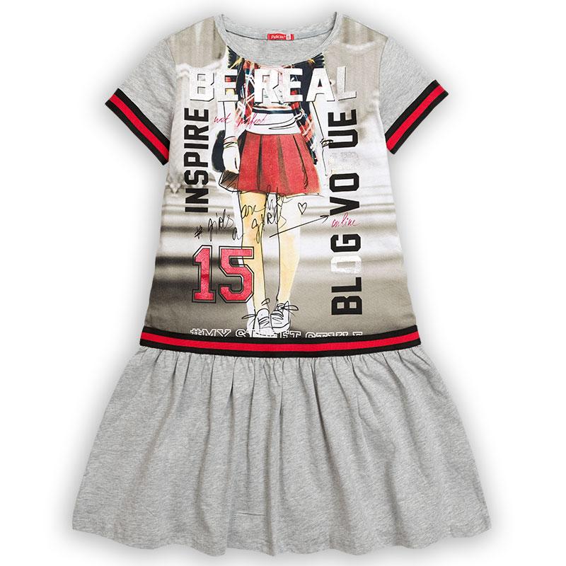 GFDT4048 платье для девочек (1 шт в кор.)