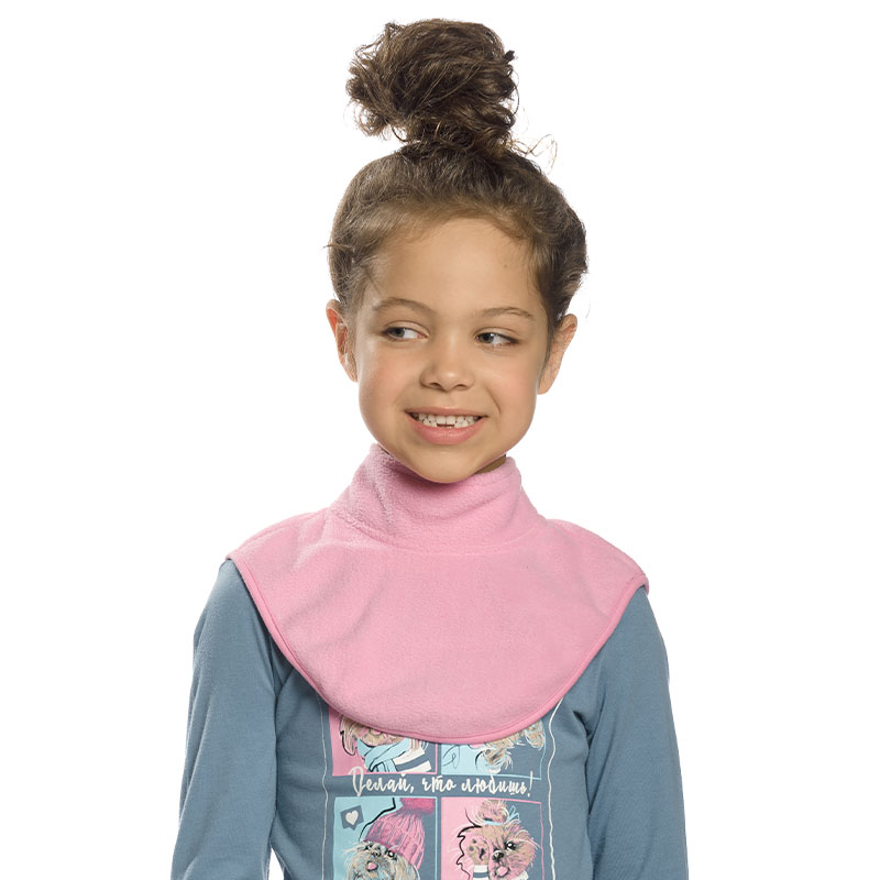 GFFI3135 шарф для девочек в виде манишки (1 шт в кор.)