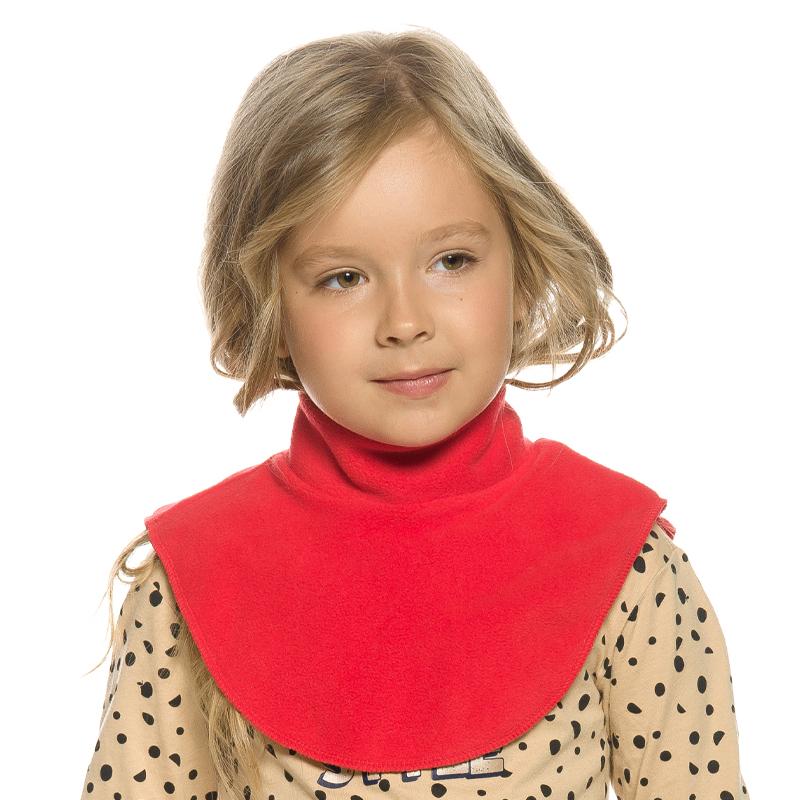GFFI3196 шарф для девочек в виде манишки (1 шт в кор.)