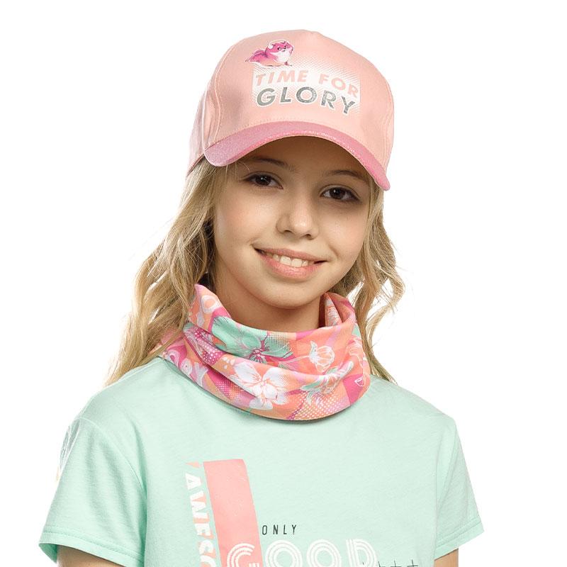 """GFFX4160 шарф (модель """"снуд"""") для девочек (1 шт в кор.)"""