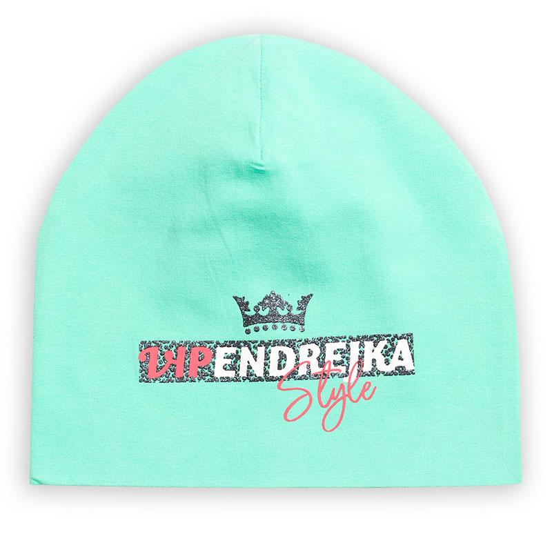 GFQ3110 шапка для девочек (1 шт в кор.)