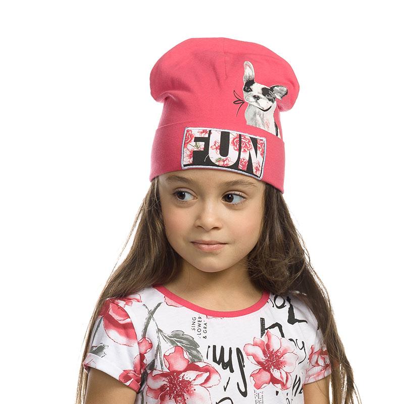 GFQ3157 шапка для девочек (1 шт в кор.)
