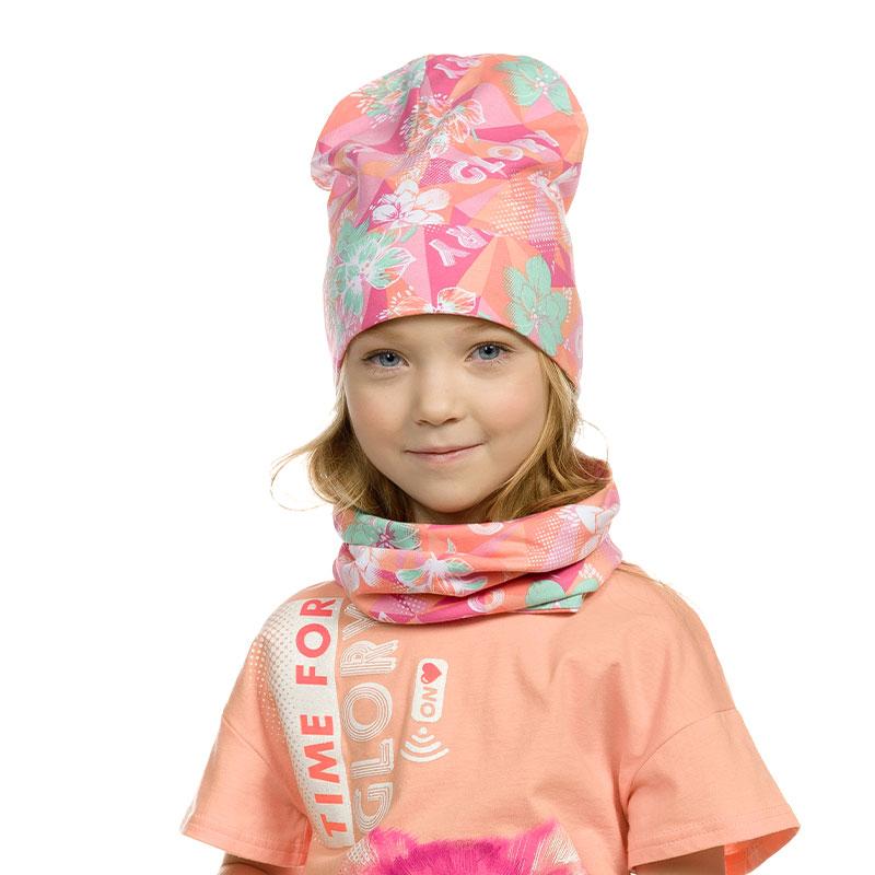 GFQ3160/1 шапка для девочек (1 шт в кор.)