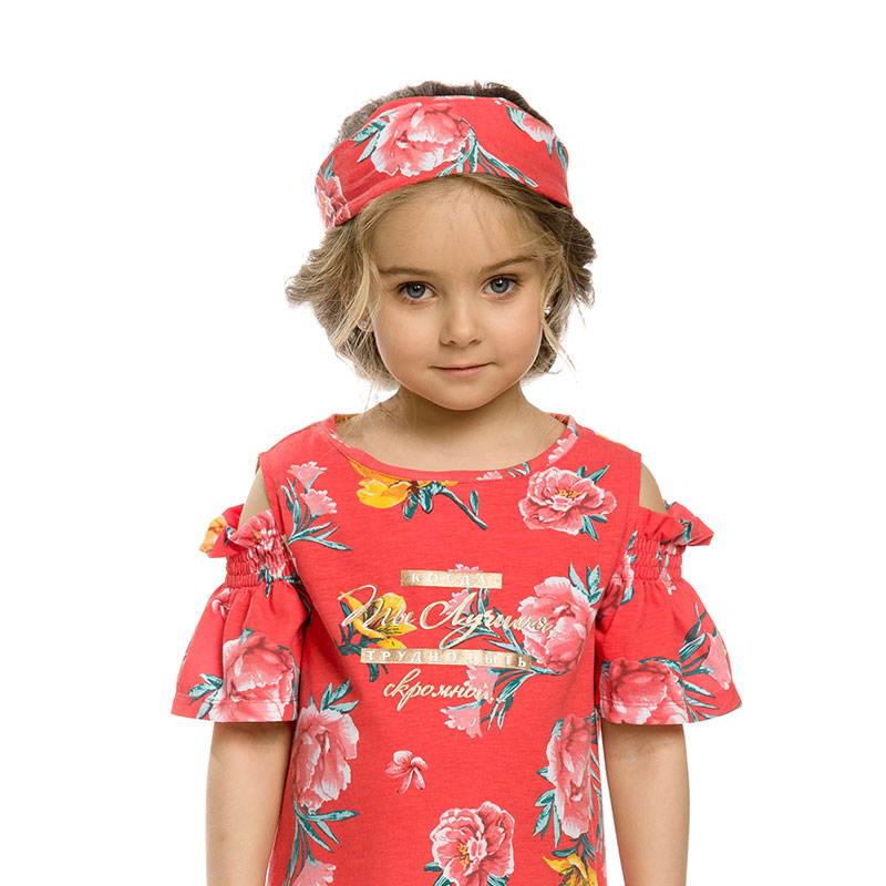 GFQF3121 повязка на голову для девочек (1 шт в кор.)