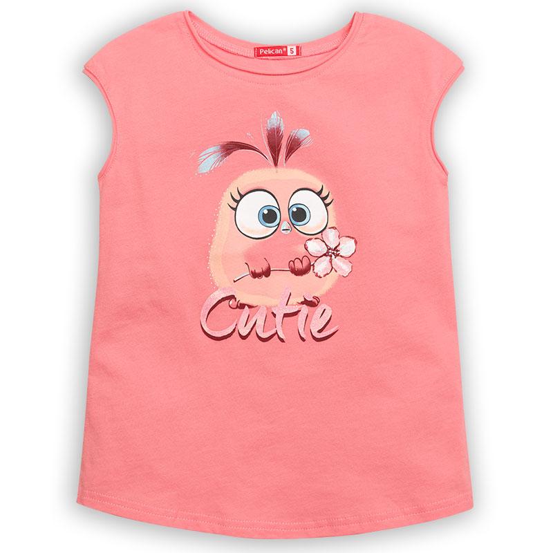 GFT3052 футболка для девочек (1 шт в кор.)