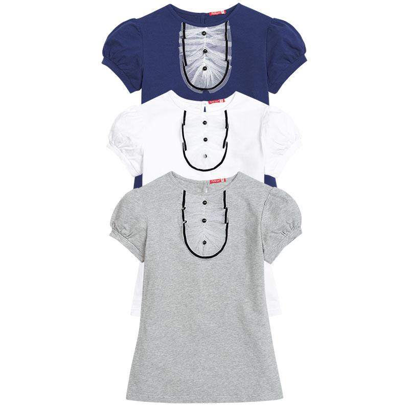 GFT7037 футболка для девочек (1 шт в кор.)