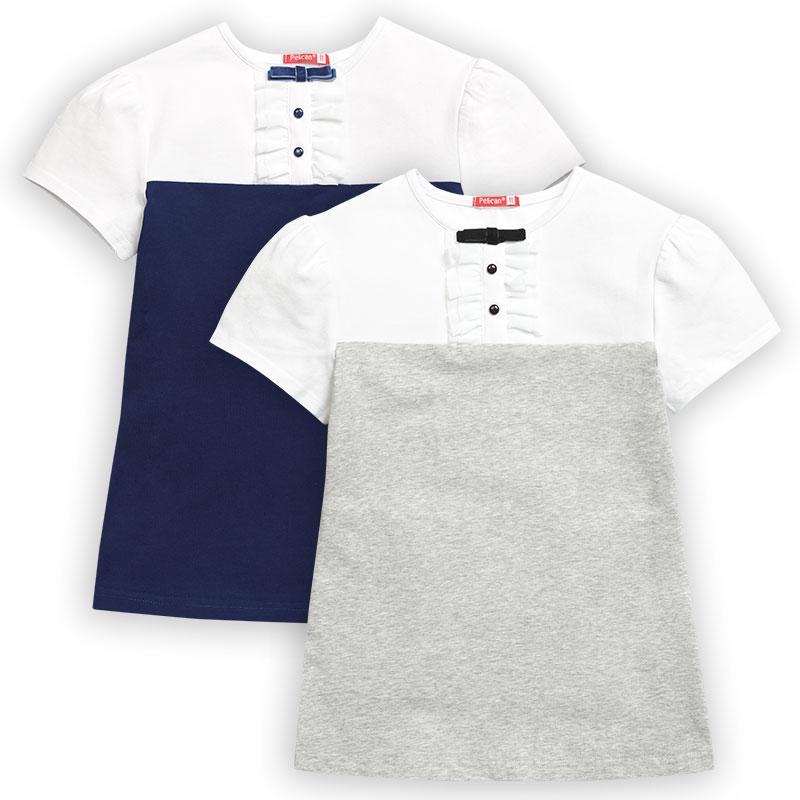 GFT7071 футболка для девочек (1 шт в кор.)