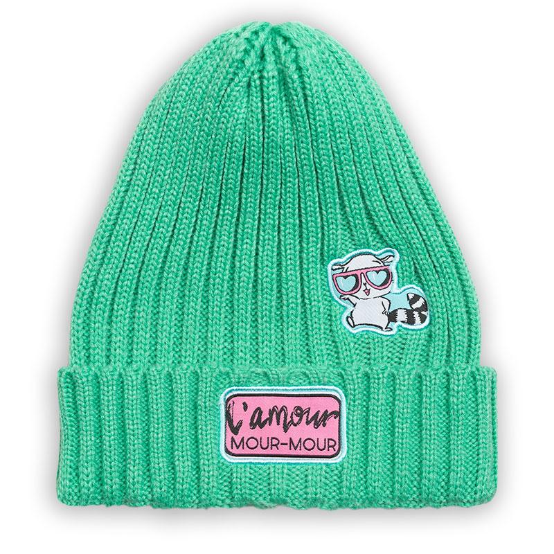 GKQ3050 шапка для девочек (1 шт в кор.)