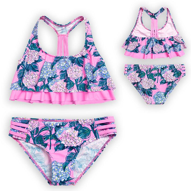 GSAWL4159 купальный костюм для девочек (1 шт в кор.)