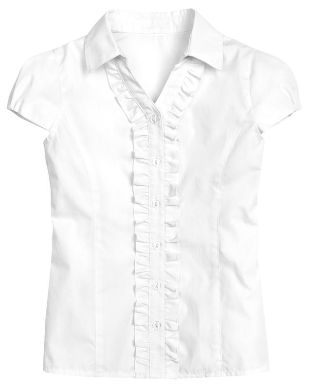 GWCT8036 блузка для девочек