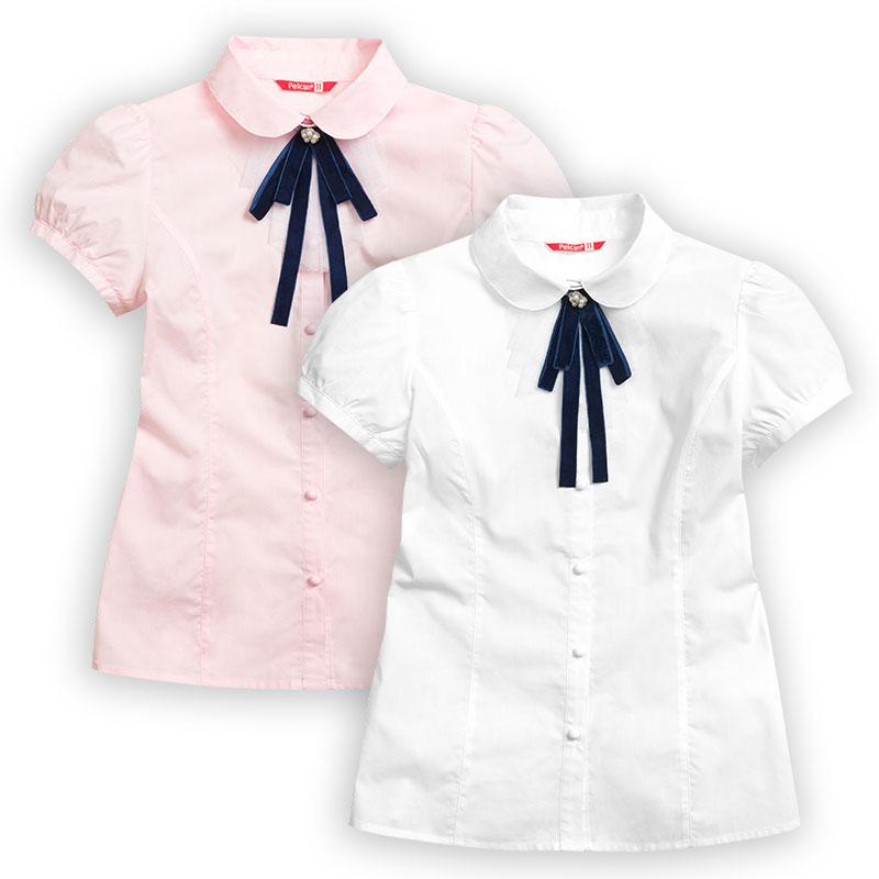 GWCT8081 блузка для девочек (1 шт в кор.)