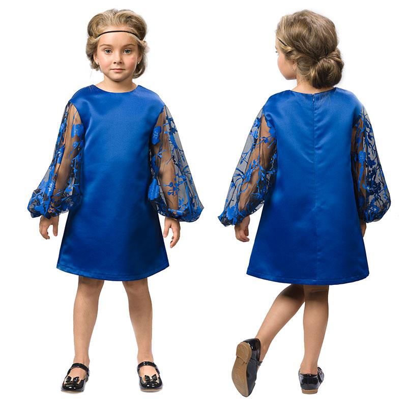 GWDJ3155 платье для девочек (1 шт в кор.)