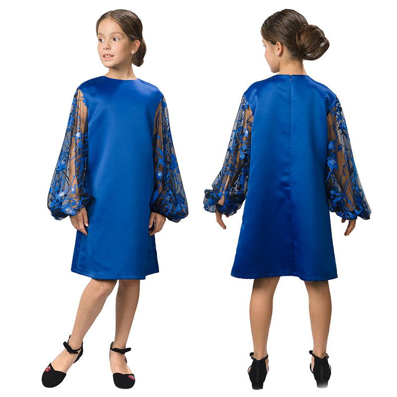 GWDJ4155 платье для девочек (1 шт в кор.)